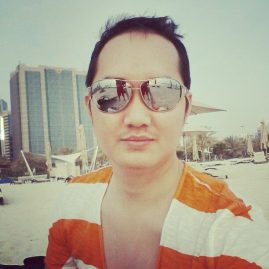 Summer 2012 @Corniche Beach, Abu Dhabi, UAE