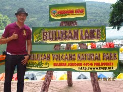 Bulusan Lake, Irosin, Sorsogon, Philippines