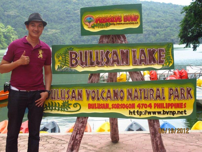 Bulusan Lake, Irosin, Sorsogon, Philippines