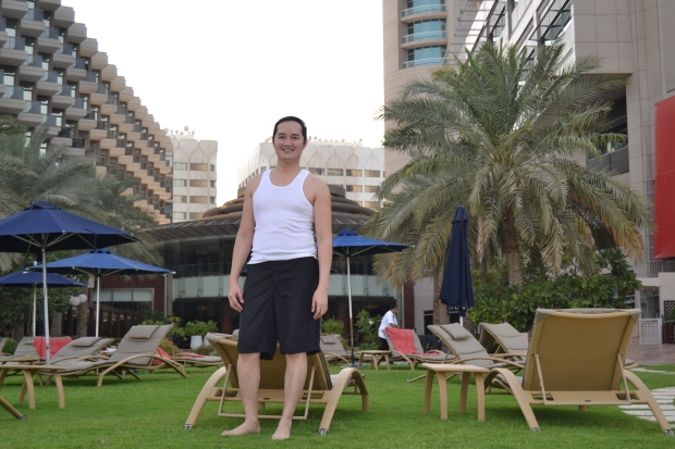 @Rotana Beach & Resort Tourist Club Abu Dhabi City, UAE