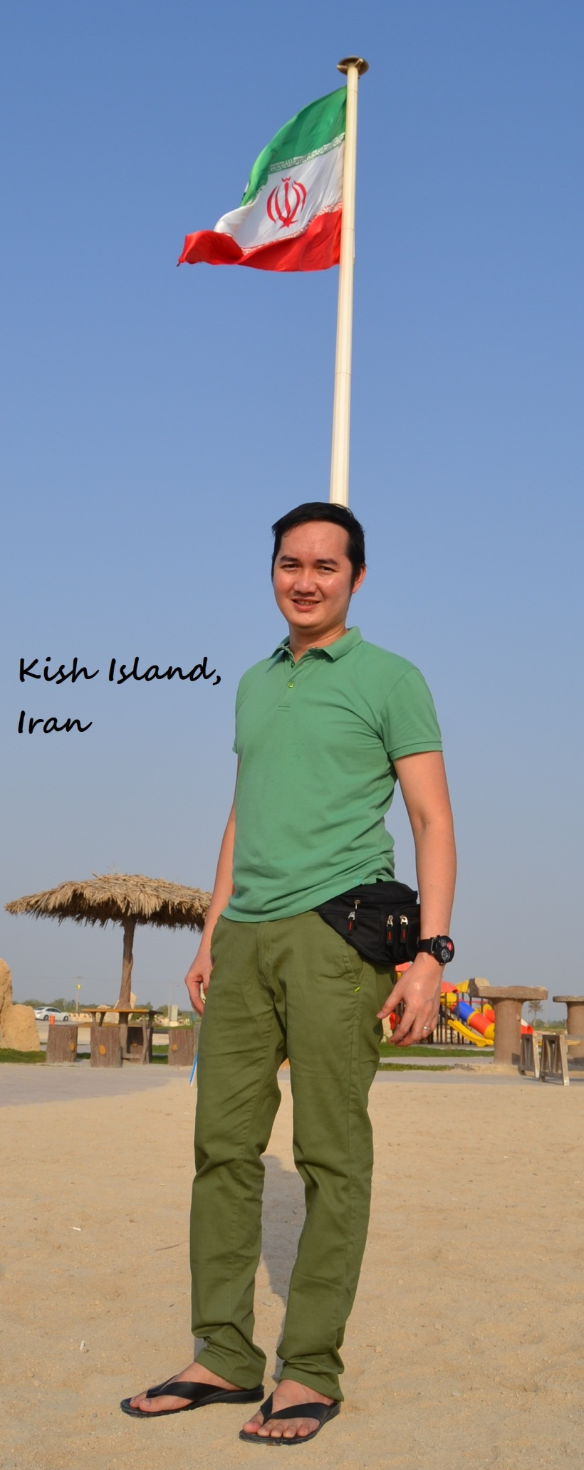 @Kish Island, Iran