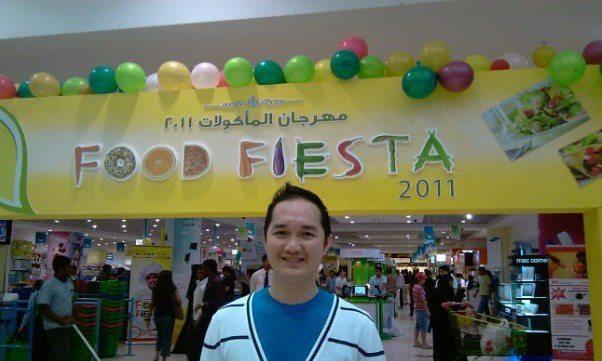 @Al Wahda Mall, Abu Dhabi City, UAE #FoodFiesta2011