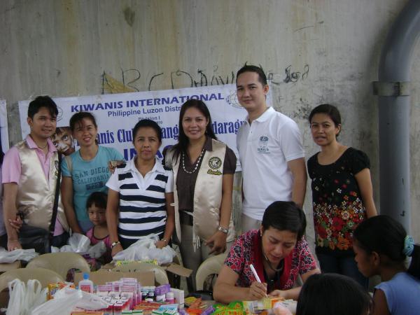 @Brgy. Pantal, Dagupan City #KiwanisInternationalMedicalMission