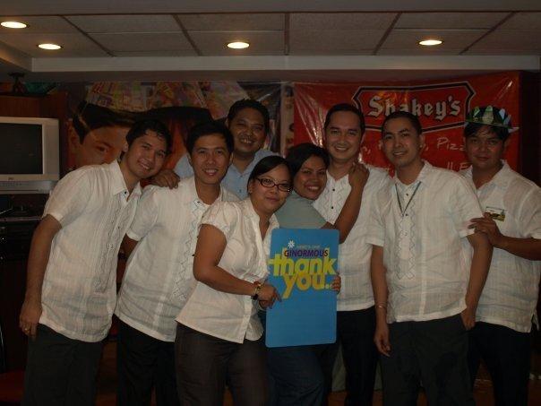 @Shakey's Tomas Morato Branch, Quezon City, Philippines