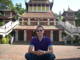 @Ma-Cho Temple, San Fernando City, La union, Philippines