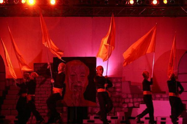 Opening #MissSaigon #PMA2009