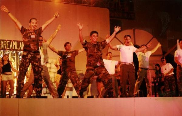 The Heat Is On In Saigon #MissSaigon