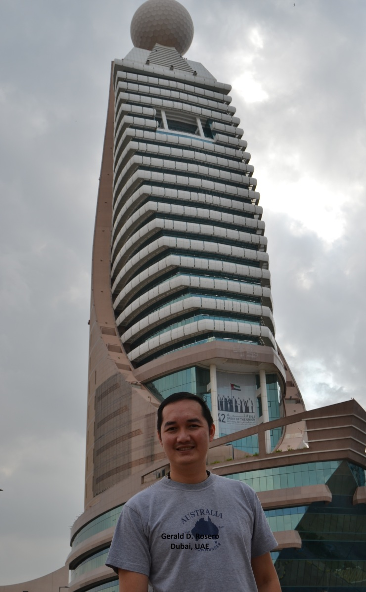 The Etisalat Al Kifaf building