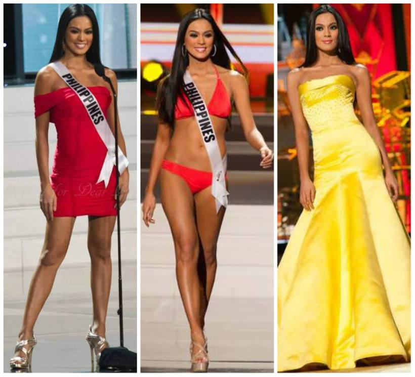 Ariella Arida - Miss Universe2013 3rd Runner Up
