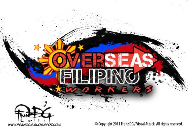 The Filipino Overseas Workers - They are our unsung heroes
