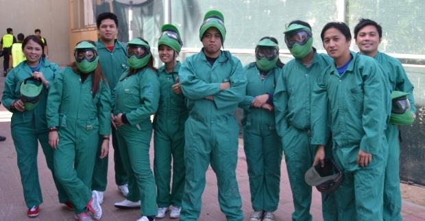 Players of Team B