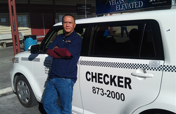 Gerardo Gamboa - Cab Driver of the Year/ Filipino-American Honest Driver