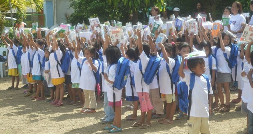 Milagros East Central School- 45 pupils, Capaclan Elementary School- 13 pupils, Tinaclipan Elementary School- 27 pupils, Vicente Oliva Sr. Elementary School- 54 pupils, Jose Aninang Primary School- 9 pupils  (8AM May 25, 2014)